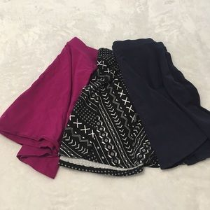 F21 Skater Skirt Bundle